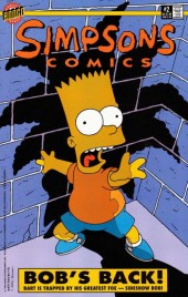 Simpsons Comics (1993) -2- Cool Hand Bart; My Sister, My Homewrecker!