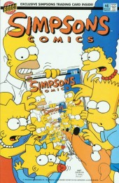 Simpsons Comics (1993) -4- It's in the Cards; Busman