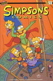 Simpsons Comics (1993) -7- The Greatest D'Oh! on Earth; Dead to the Last Drop