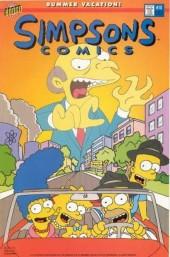 Simpsons Comics (1993) -10- Bummer Vacation!