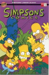 Simpsons Comics (1993) -12- Survival of the Fattest