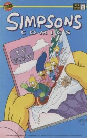 Simpsons Comics (1993) -15- A Trip to Simpsons Mountain