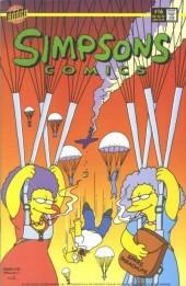 Simpsons Comics (1993) -16- Waitresses in the Sky