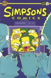 Simpsons Comics (1993) -17- What's the Frequency, Simpson?