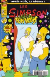 Simpsons Comics (1993) -18- Get Fatty