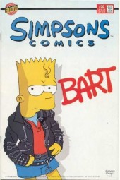 Simpsons Comics (1993) -20- The Artist Formerly Known As Bart