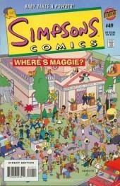 Simpsons Comics (1993) -49- Maggie Come Home