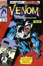 Venom: Lethal Protector (1993) -2- Lethal Protector Part 2: War and Pieces