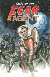 Fear Agent (2005) -INT- Tales of the Fear Agent