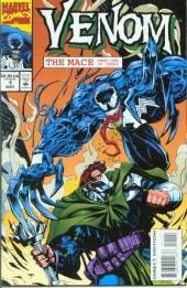 Venom: The Mace (1994) -1- Part 1 of 3