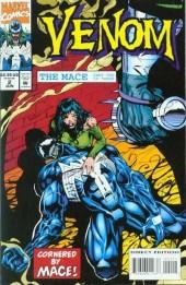 Venom: The Mace (1994) -2- Part 2 of 3 - Cornered By Mace!