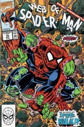 Web of Spider-Man (1985) -70- Are you ready for Spider-Hulk?!