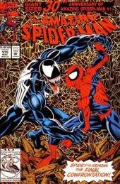 Amazing Spider-Man (The) (1963) -375- Spidey vs. Venom: the final confrontation!