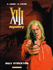 Couverture de XIII Mystery -6- Billy Stockton