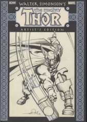 Thor (1966) -INT- Walter Simonson's The Mighty Thor: Artist's Edition