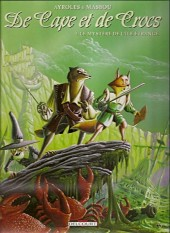 De Cape et de Crocs -4a12- Le Mystère de l'île étrange