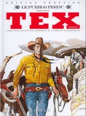 Tex (Spécial) (Clair de Lune) -7- Le pueblo perdu