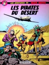 Buck Danny -8c1972- Les pirates du désert