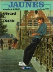 Jaunes -2a86- Gérard le diable