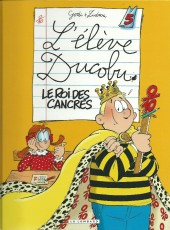 L'Élève Ducobu -5b2012- Le roi des cancres