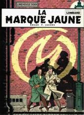 Blake et Mortimer (Historique) -5d74- La Marque Jaune