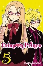 Crimson Prince -5- Tome 5
