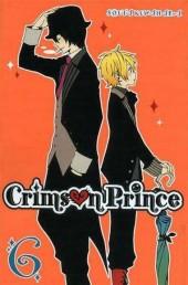 Crimson Prince -6- Tome 6