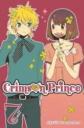 Crimson Prince -7- Tome 7
