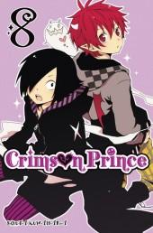 Crimson Prince -8- Tome 8