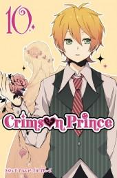 Crimson Prince -10- Tome 10