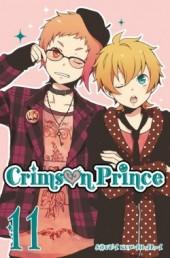 Crimson Prince -11- Tome 11