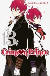 Crimson Prince -13- Tome 13