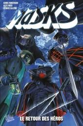 Masks -1- Le Retour des héros