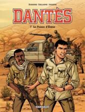 Dantès -7- Le Poison d'Ébène