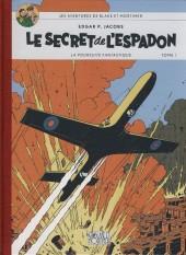 Blake et Mortimer -1Monde- Le Secret de l'Espadon - Tome I