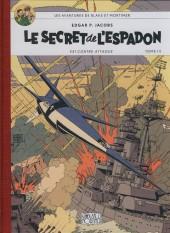 Blake et Mortimer -3Monde- Le Secret de l'Espadon - Tome III - SX1 contre-attaque