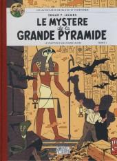 Blake et Mortimer (Les Aventures de) -4Monde- Le Mystère de la Grande Pyramide - Tome I - Le Papyrus de Manethon