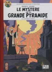 Blake et Mortimer -5Monde- Le Mystère de la Grande Pyramide - Tome II - La Chambre d'Horus