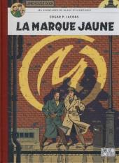 Blake et Mortimer -6Monde- La marque jaune
