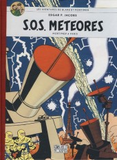 Blake et Mortimer -8Monde- S.O.S. météores - Mortimer à Paris