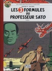 Blake et Mortimer (Les Aventures de) -11Toilé Mond- Les 3 formules du professeur Sato - Tome I