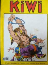 Kiwi -468- L'envoûtement...