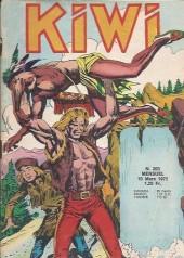 Kiwi -203- Sous le signe de la catastrophe