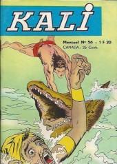 Kali -56- À la recherche de Zama