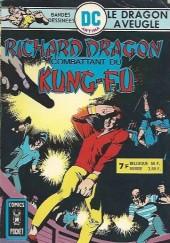 Richard Dragon - Combattant du Kung-Fu (Arédit) -Rec04- Album N°3738 (n°7 et n°8)