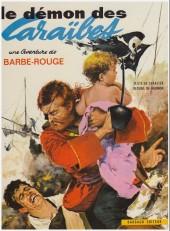 Barbe-Rouge -1b1979- Le démon des Caraïbes