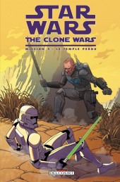 Star Wars - The Clone Wars -5- Mission 5 : Le temple perdu