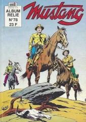 Mustang (Semic) -Rec78- Album relié N°78 (du n°233 au n°235)