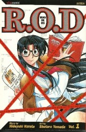 R.O.D. (Read or die) (2006) -1- Mr. Woo' woes