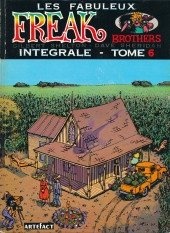 Les fabuleux Freak Brothers -6- Intégrale - Tome 6
